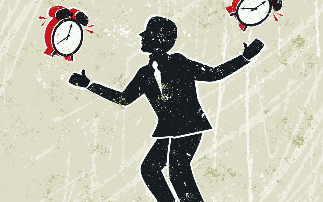 Why GTD is not Time Management