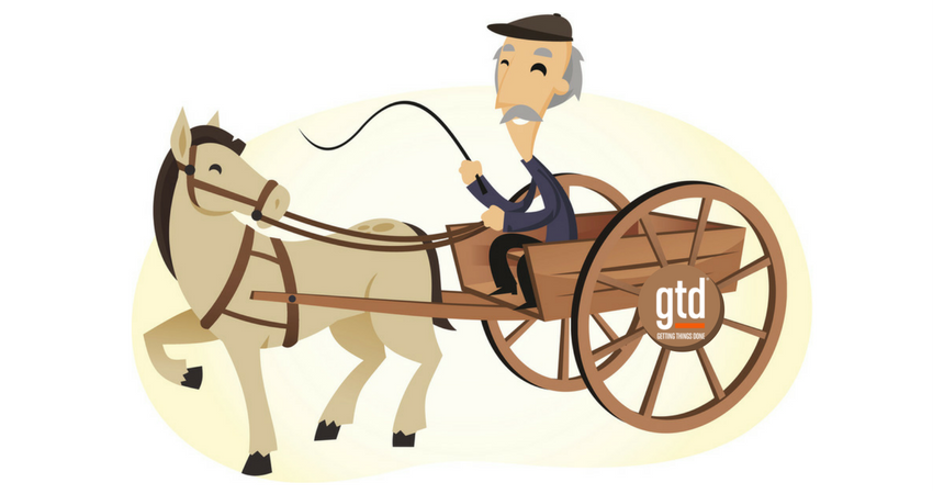 Getting (back?) on the wagon with GTD