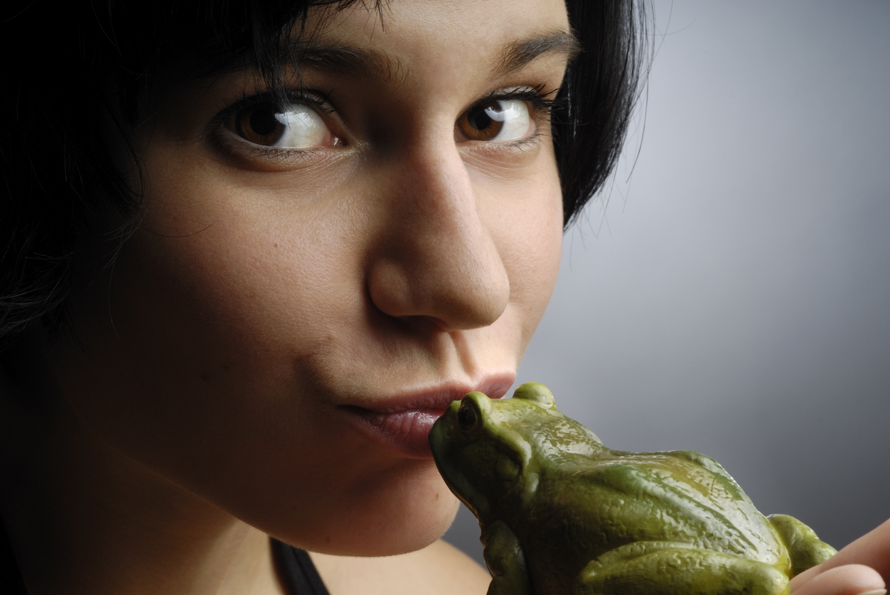 Kiss no frog dating site
